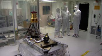 Bay Area Scientists Work on Satellite for NOAA