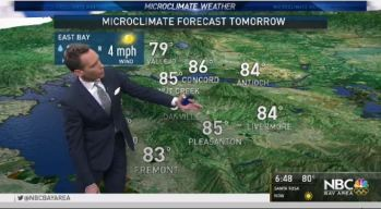 Jeff's Forecast: Cooler Weekend and Next Rain