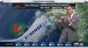 Jeff's Forecast: Saturday Rain Chance