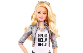 Wi-Fi Barbie Has Conversations With Owner