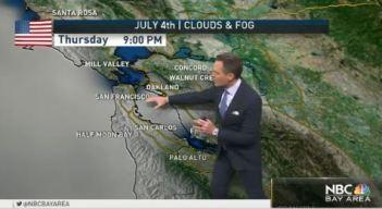 Jeff's Forecast: Fog Forecast 4th of July