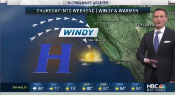 Jeff's Forecast: Cooler, Clouds and Shower Chance
