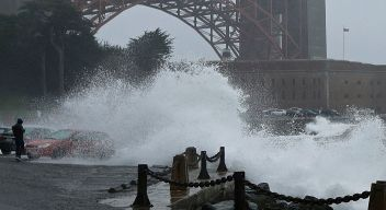 Pacific Northwest Escapes Worst of Storm's Fury