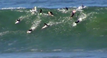 Countdown to Mavericks in Half Moon Bay
