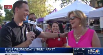 Jeff's Forecast: Cool Treat At Hot Event