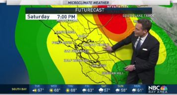 Jeff's Forecast: Wet Weather Ahead