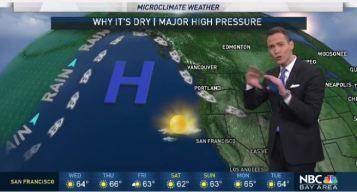 Jeff's Forecast: Sunny Wednesday