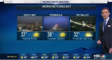 Jeff's Forecast: Windy Ahead