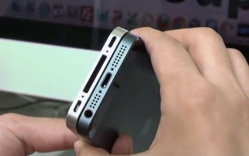 iPhone 5 to Have Smaller Adapter