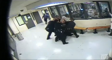 New Video Released of Man Dying in Chokehold by LAPD Officer