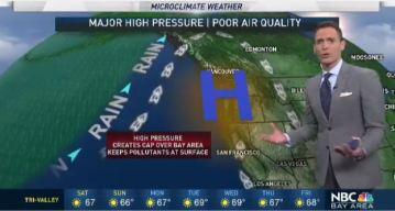 Jeff's Forecast: Hazy Weekend