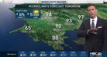 Jeff's Forecast: Heat Advisory