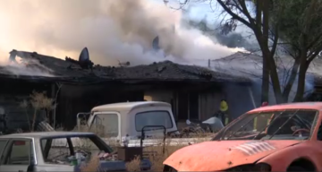 California Man Burns Down House Smoking Turkey for Sick Wife