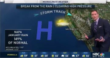 Jeff's Forecast: Cold AM and Rain Break