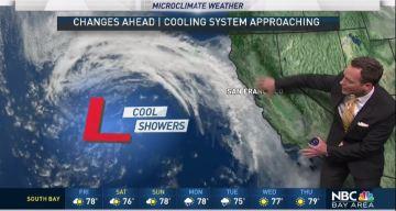 Jeff's Forecast: Updated Rain Chances