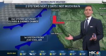 Jeff's Forecast: Isolated AM 30s
