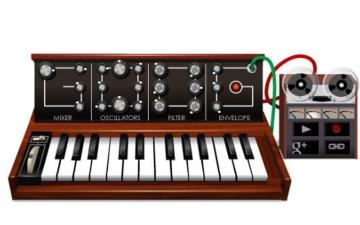 Google Unveils Working Synthesizer Doodle