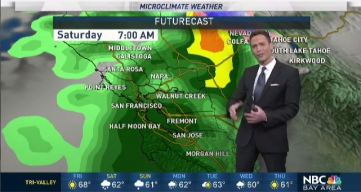 Jeff's Forecast: Weekend Rain Returns