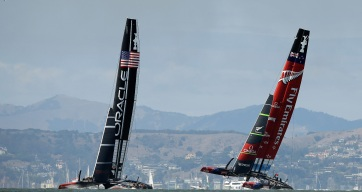 Oracle Team USA Extends America's Cup, Again