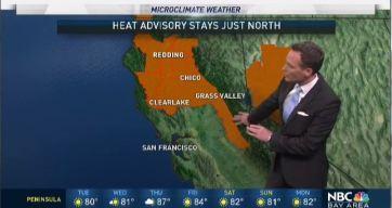 Jeff's Forecast: Heat and Humidity Ahead