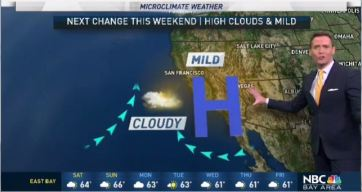 Jeff's Forecast: Clouds Increase & Rain Outlook