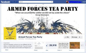 Marine Faces Dismissal for Criticizing Obama on Facebook