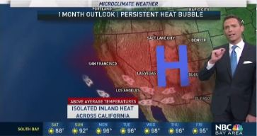 Jeff's Forecast: Isolated Weekend Heat
