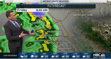 Jeff's Forecast: Rain Chances Ahead