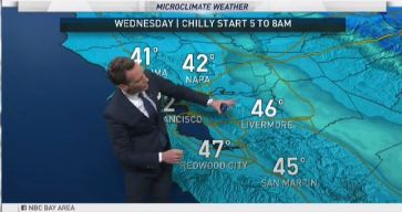 Jeff's Forecast: Morning Chill