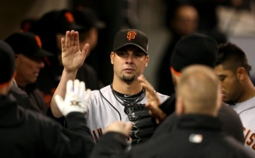 Giants Take Commanding 3-0 Series Lead