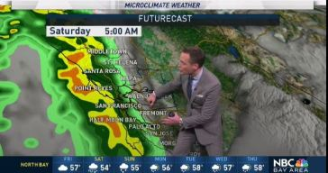 Jeff's Forecast: Weekend Storm