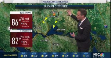 Jeff's Forecast: Cooler Changes and Wind Ahead