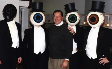 The Residents Mark 40 Years
