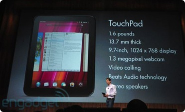 HP Cuts TouchPad Price to Compete With iPad
