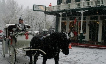 Nevada City's Ye Olde Victorian Christmas