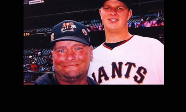 SFPD Step Up Search for Giants Fan