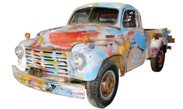 Grateful Dead Truck Could Fetch $500,000