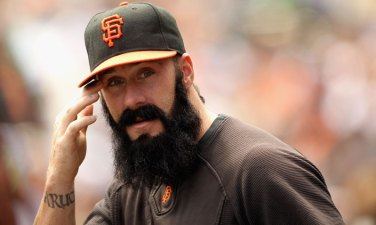 Giants 2012 Season Includes Brian Wilson Gnome