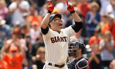 Giants Fan Favorite Ross Joins Red Sox