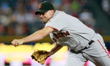 Affeldt to DL with Another Freak Injury