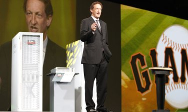 Larry Baer's Letter to Giants Fans