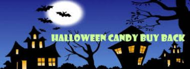 Halloween Candy Buy Back is Back