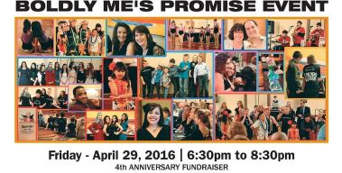 Color Me Boldly: The Promise Event