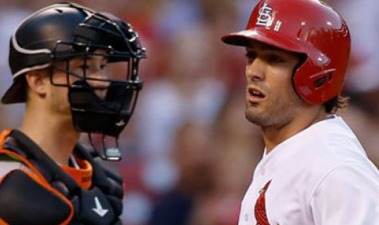 Giants Blow Early Lead, Fall to Cardinals 6-3