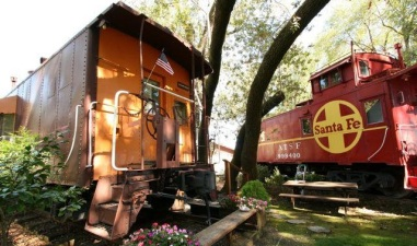 Featherbed Railroad's Great Train Robbery