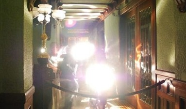 Flashlights and Fright: Winchester Mystery House Halloween