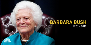 In Her Own Words: Barbara Bush on Daughter's Death, 1st Date With George