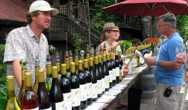 Earth Day at Frey Vineyards