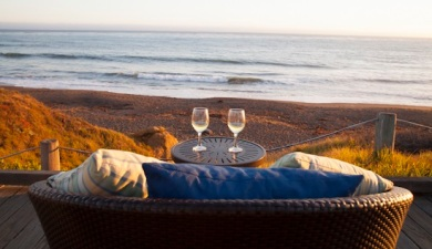 Paso Wine, Cambria Beach, Harvest Time