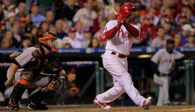 Jimmy Rollins May Be a Fit for Giants